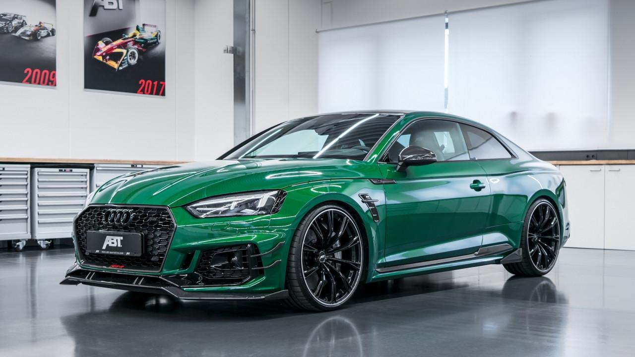 [Copertina] - Audi RS5-R Coupé ABT, accelera come una Tesla