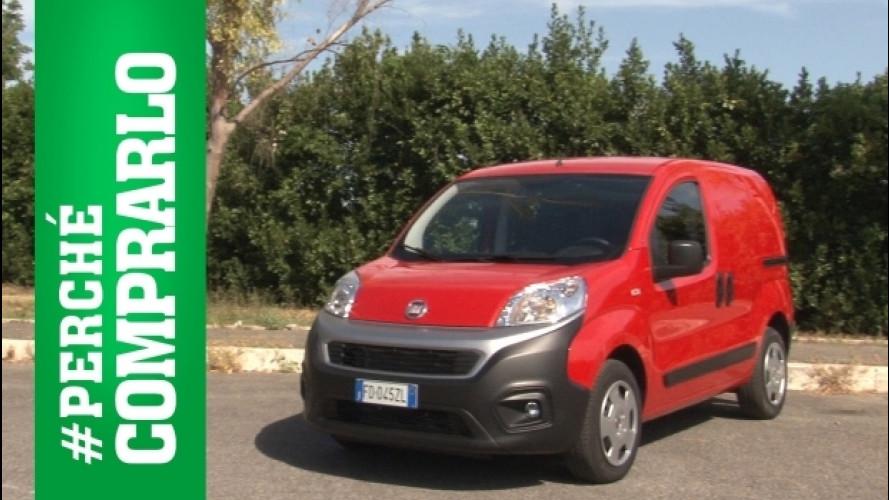 Fiat Fiorino, la prova del 1.3 MultiJet2 95 CV [VIDEO]