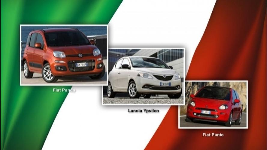 Mercato auto, la Top Ten di luglio ha una new entry