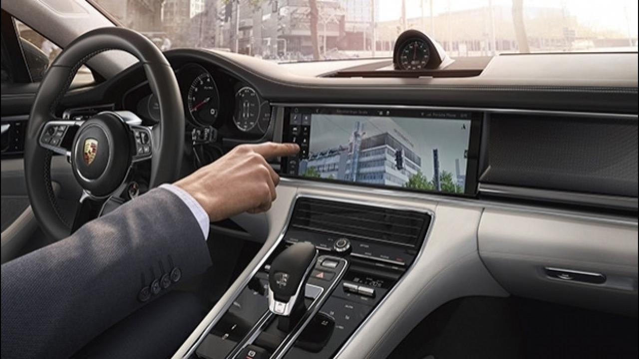 [Copertina] - Nuova Porsche Panamera, l'infotainment si evolve [VIDEO]