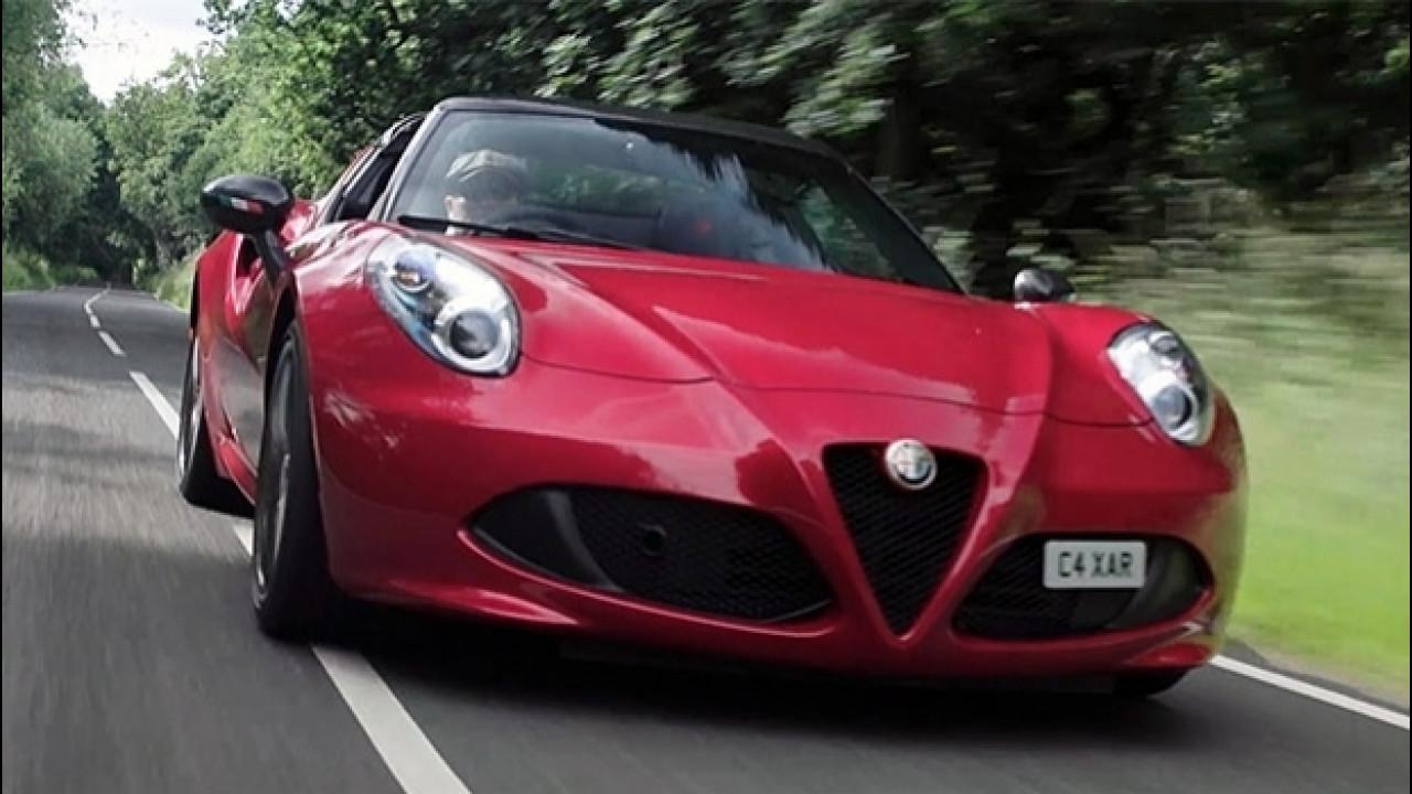 [Copertina] - Alfa Romeo 4C, la parola a chi la guida tutti i giorni [VIDEO]