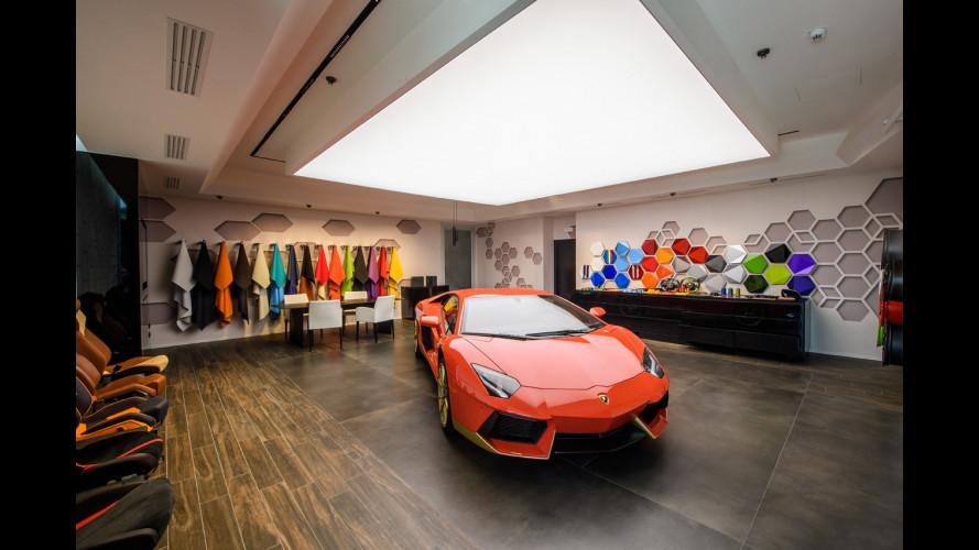 Lamborghini, chi può le personalizza così [VIDEO]