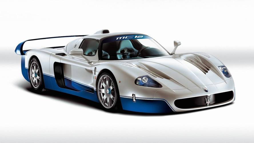 Someone Financed A Maserati MC12 For How Much?