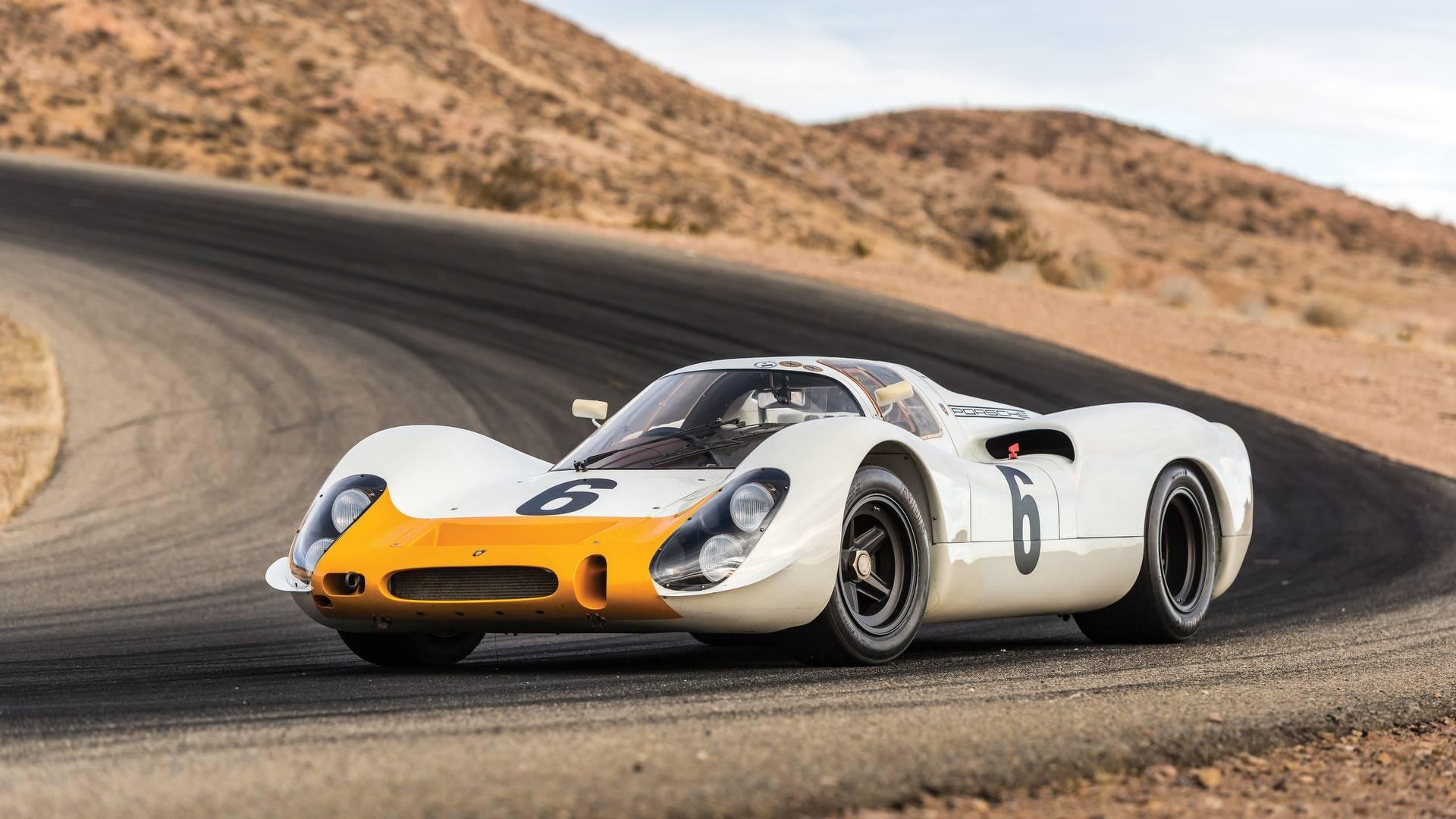Porsche Race Cars >> Auction Bound Porsche 908 Short Tail Is Vintage Race Car