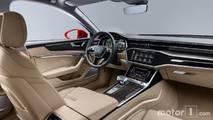Audi A6 2018 vs. A6 2014