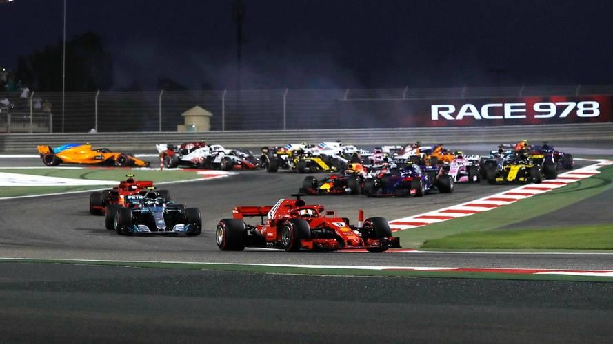 Dépassementsen F1 - La modification des règles pour 2019 a été votée!