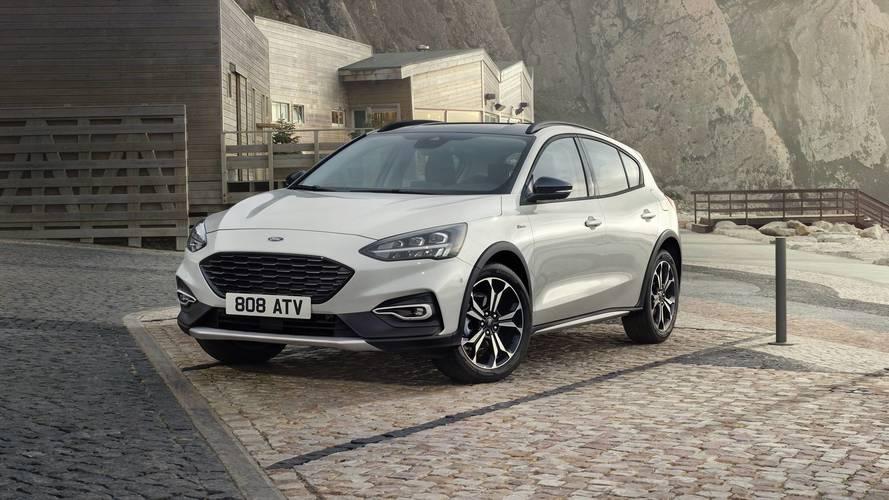 Ford Focus 2018: centro de atención