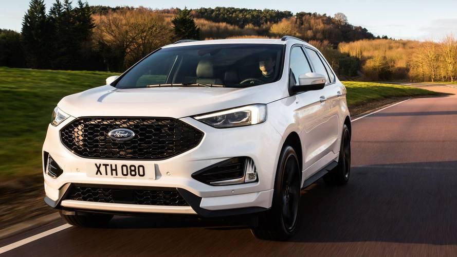 Ford Edge dará lugar ao inédito Kuga de 7 lugares na Europa