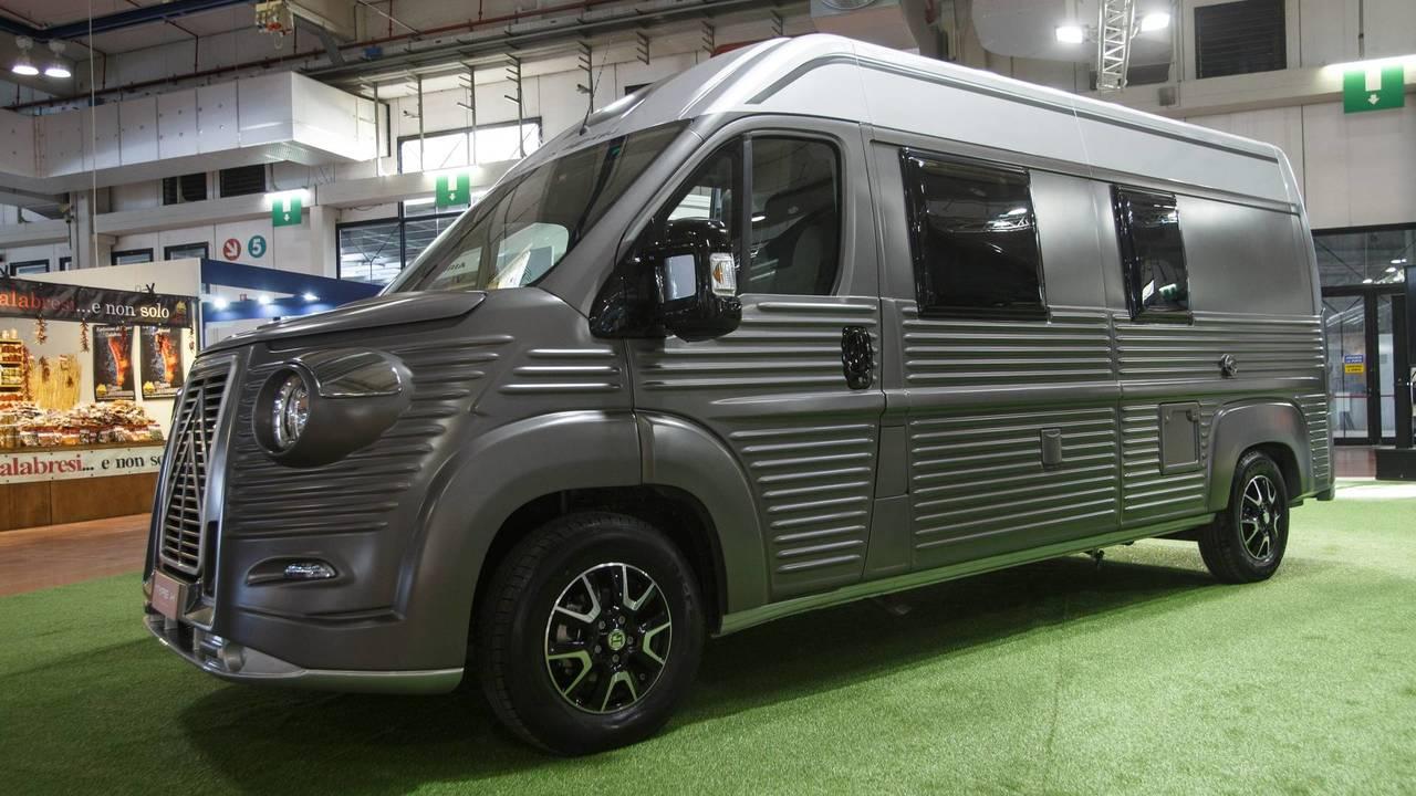 Citroën Type H 2018
