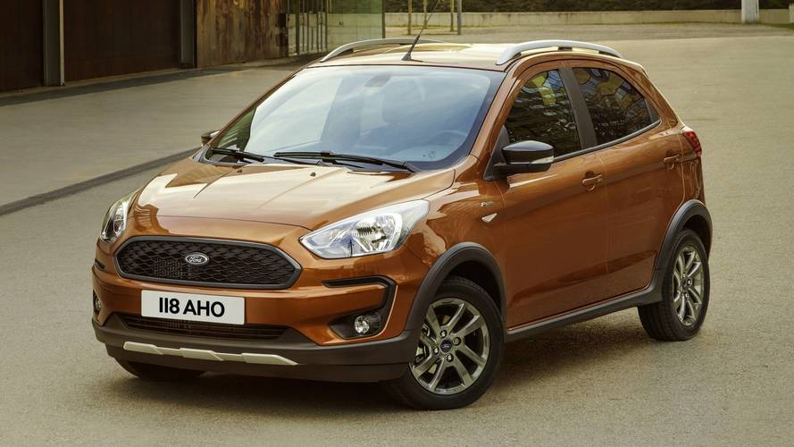 "Ford Ka+ restyling, ora è anche ""mini-SUV"" Active"