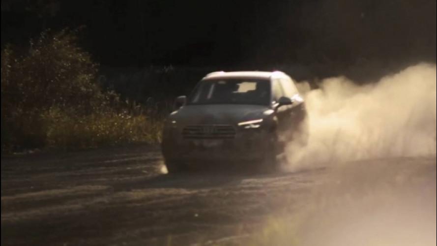 Nuova Audi Q5, tutto quello che sappiamo [VIDEO]