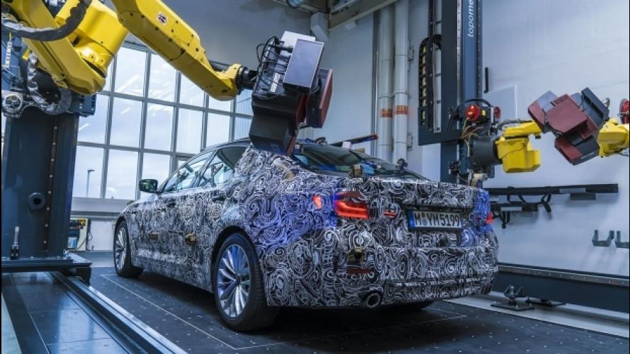Nuova Serie 5, la BMW fa le cose in grande