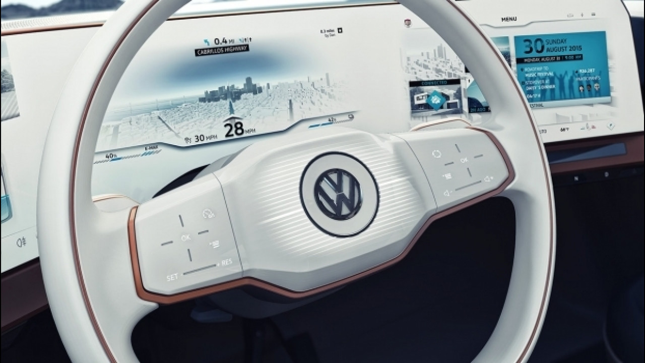 [Copertina] - Volkswagen EV hatchback, la prima elettrica di una lunga serie