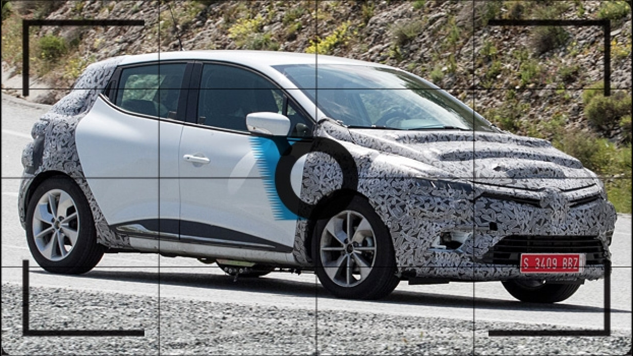 [Copertina] - Renault Clio, un restyling al sapore di Megane