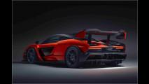 McLaren Senna: Der Mega-Mac
