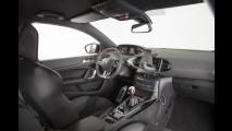 La Peugeot 308 GTi dei Carabinieri