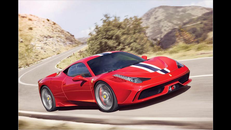Ferrari 488 GTO kémfotók