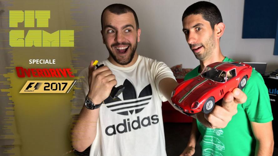 Overdrive e F1 2017, un'estate di velocità e adrenalina [VIDEO]