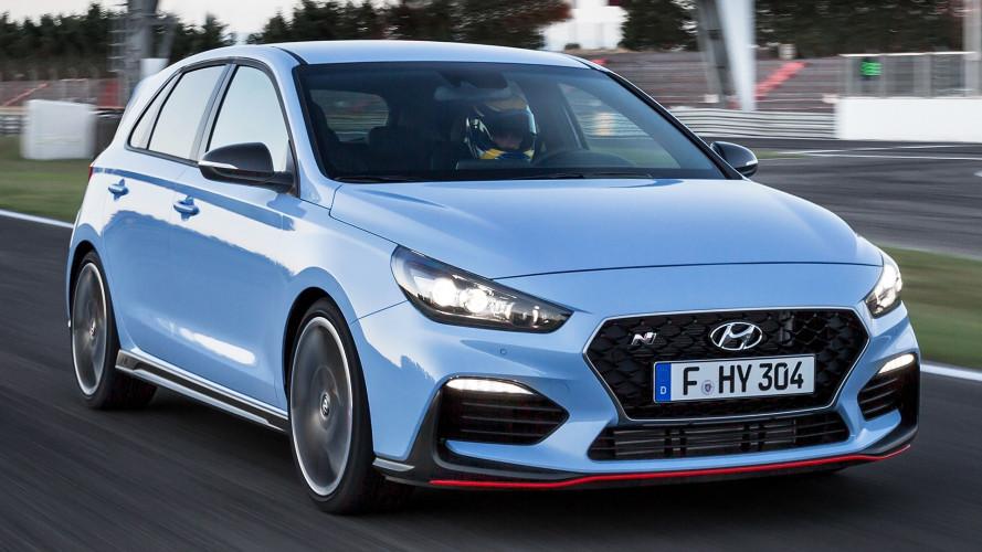 Hyundai i30 N, prezzi e concorrenti