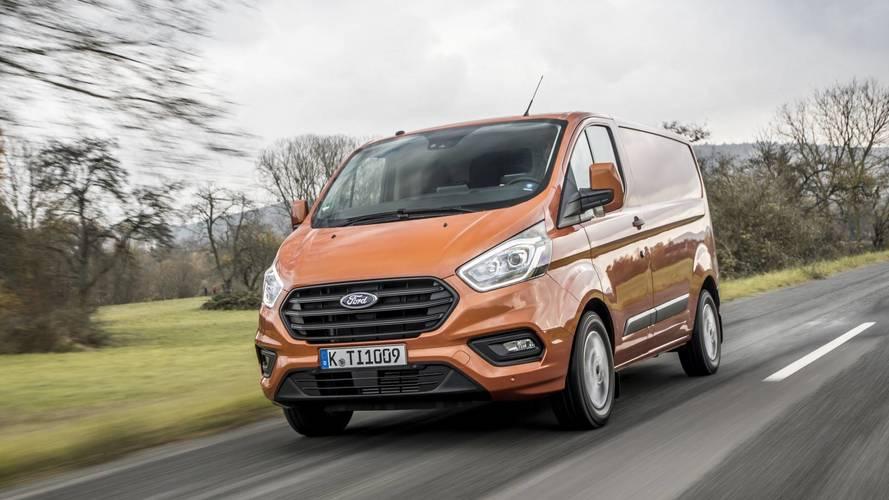 Stílusosabb és modernebb lett az új Ford Transit Custom