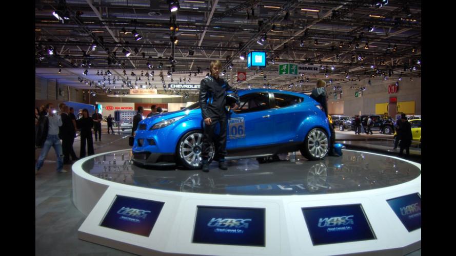 Chevrolet al Salone di Parigi 2006