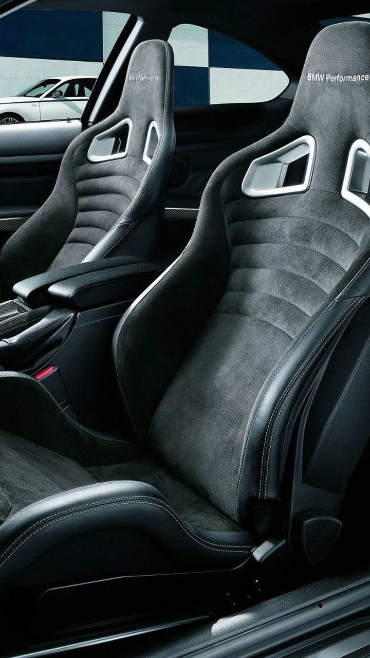 BMW Performance sport seats