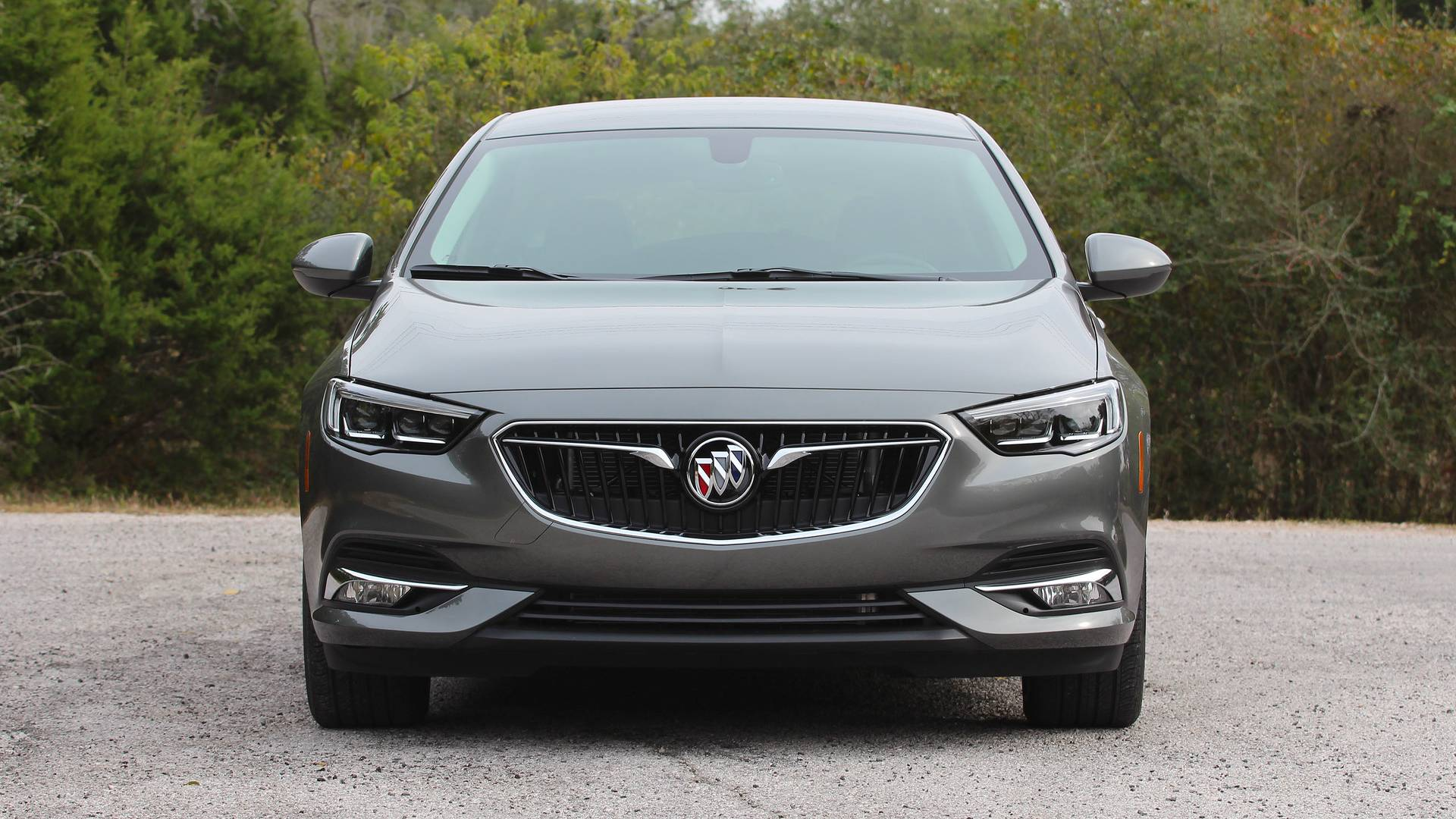 2018 Buick Regal First Drive: Great Intentions, Mediocre ...