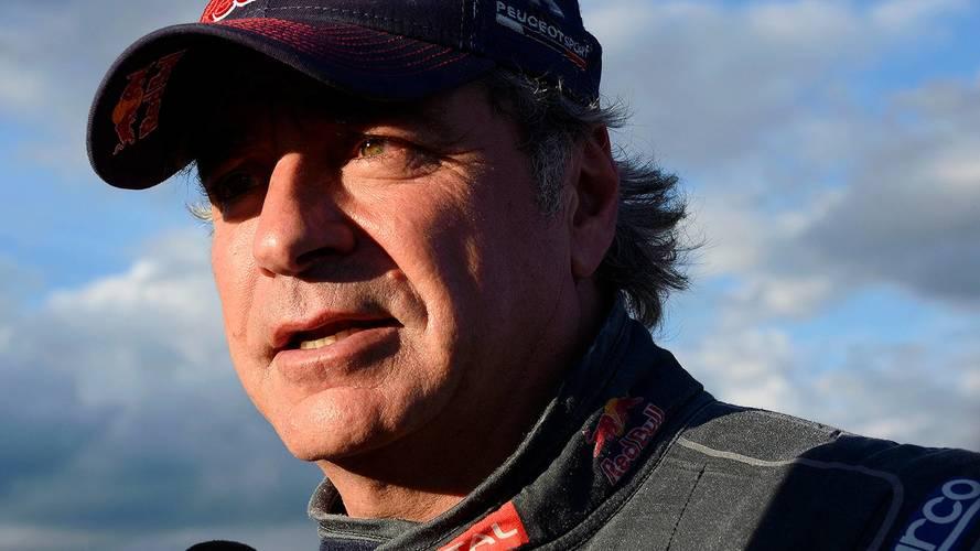 """Sainz: """"No pienso en que sea mi último Dakar, solo en ganarlo"""""""