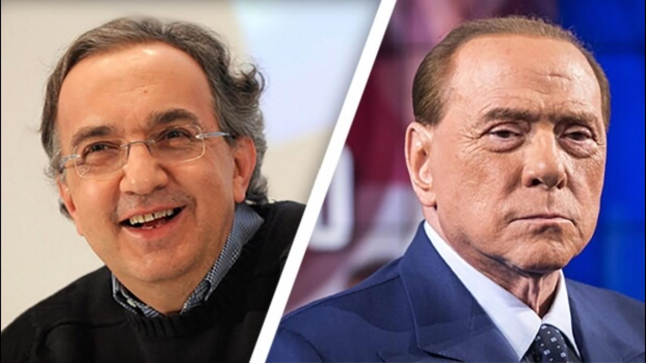 [Copertina] - Marchionne Presidente del Consiglio, l'idea di Berlusconi