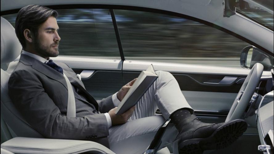 Auto aziendale senza pilota, un possibile scenario