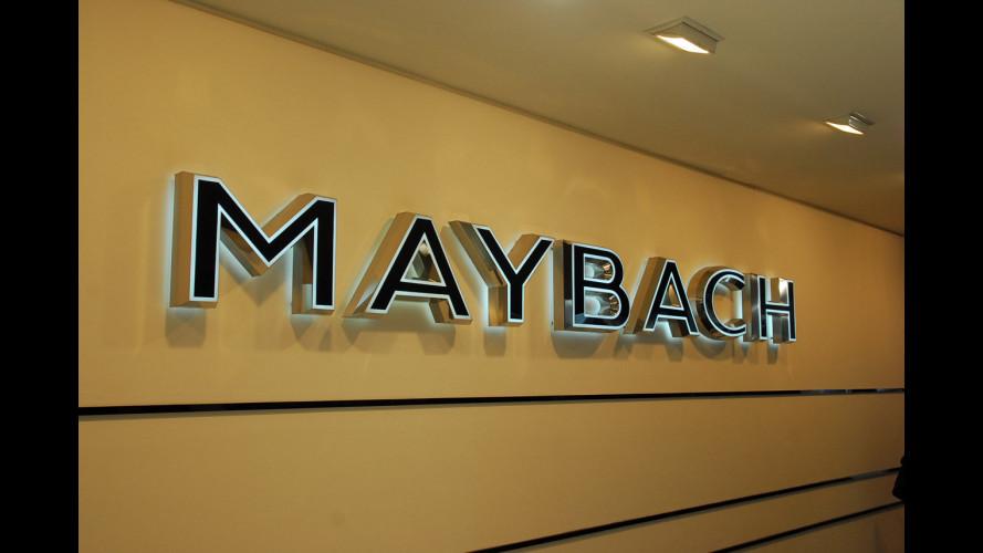 Maybach al Salone di Ginevra