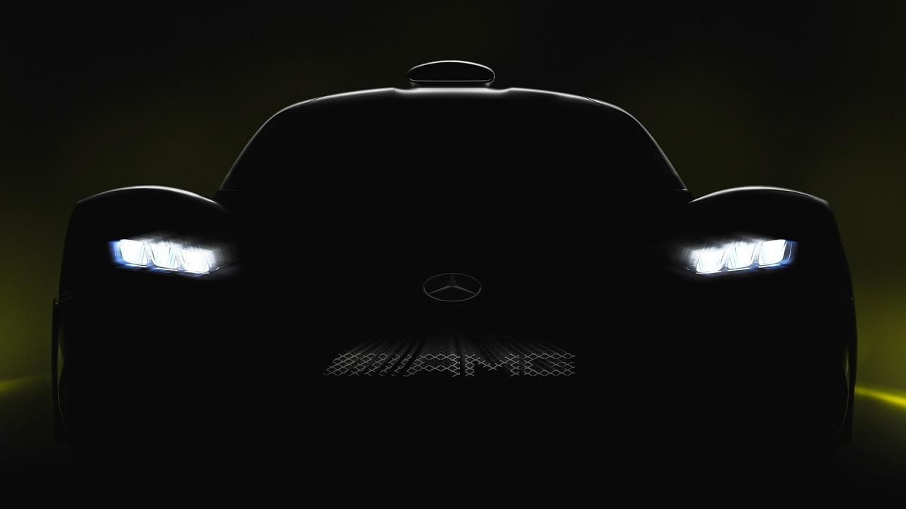 [Copertina] - Mercedes-AMG Project One, nuova anticipazione dell'ibrida da oltre 1.000 CV