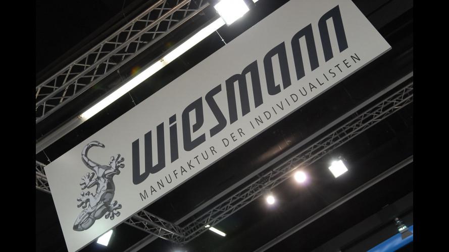 Wiesmann al Salone di Francoforte 2009