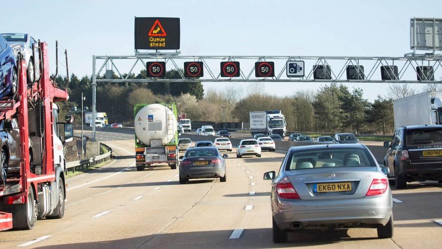 UK: Highway Code updates aim to boost motorway safety