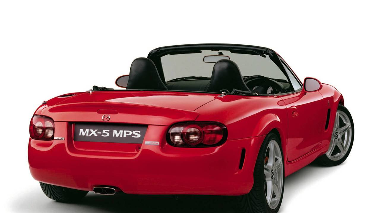 Mazda MX-5 NB Mazdaspeed