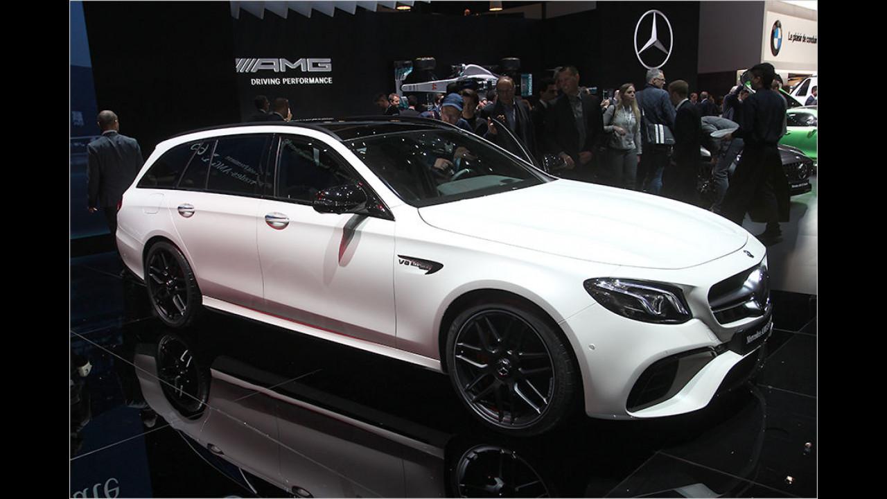 Mercedes-AMG E 63 T-Modell