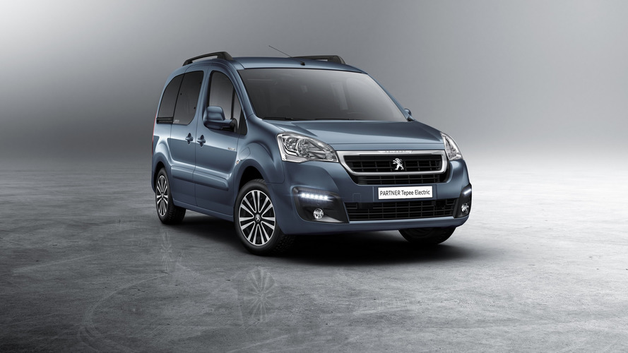 Peugeot Partner Tepee Electric, polivalencia ecológica