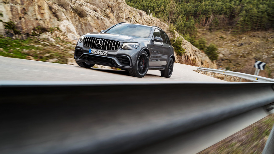 Mercedes-AMG GLC 63 S y GLC 63 S Coupé 2017