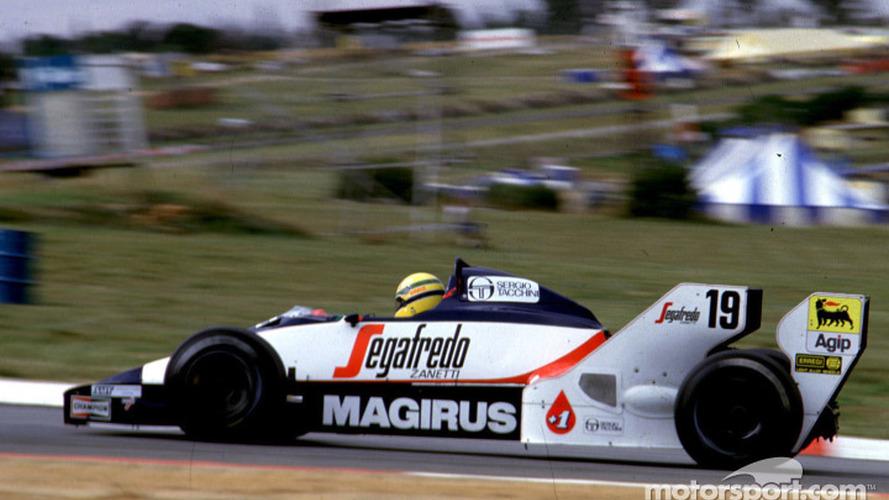 Ayrton Senna'nın Toleman'ı açık artırmada
