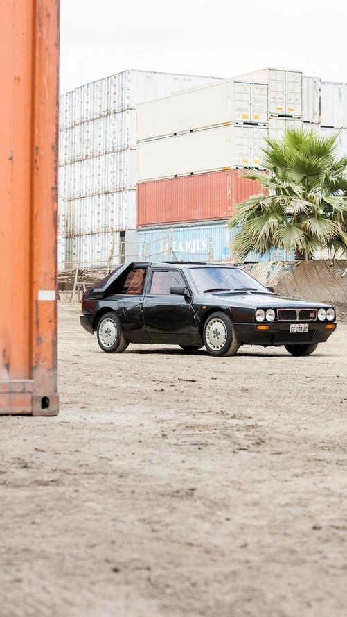Lancia Delta S4 de 1985