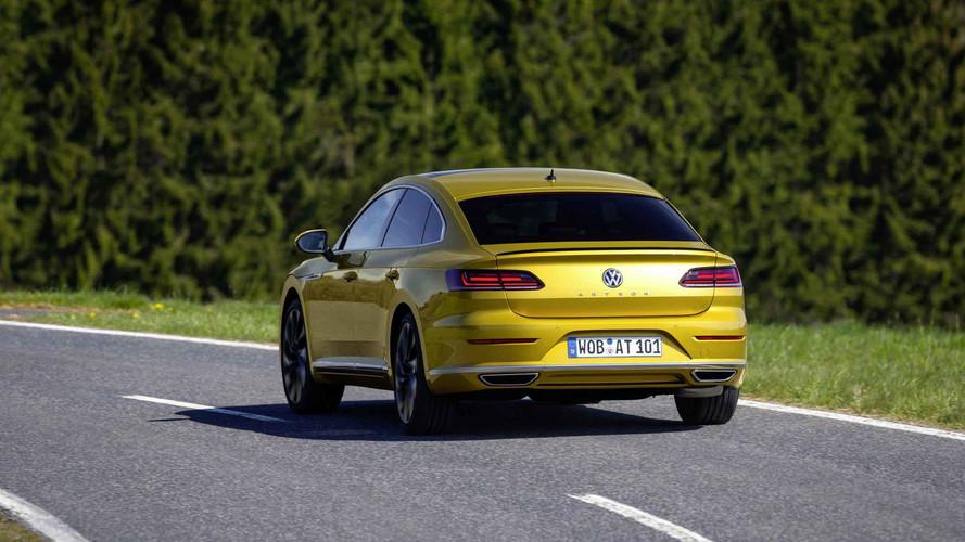 2017 Volkswagen Arteon first drive