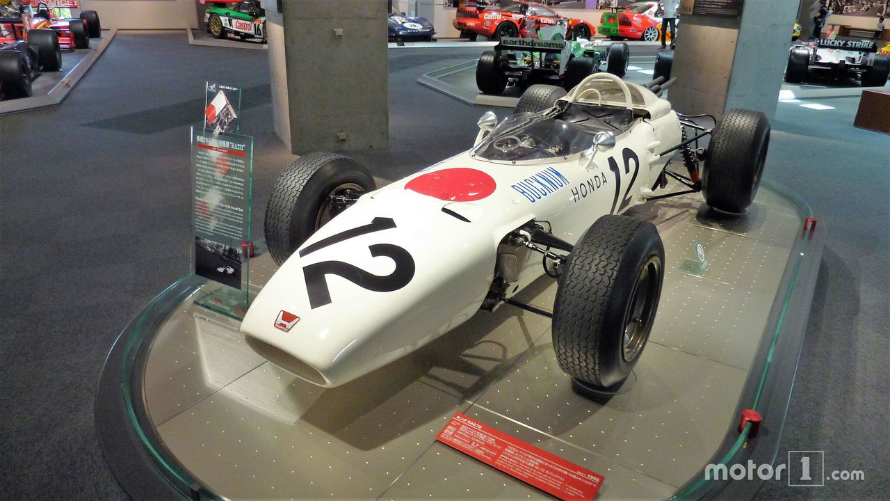 Honda Collection Hall Motegi, modelos de competición