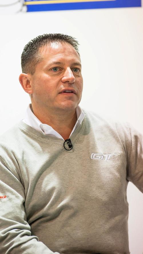 Dave Pericak et la Ford GT