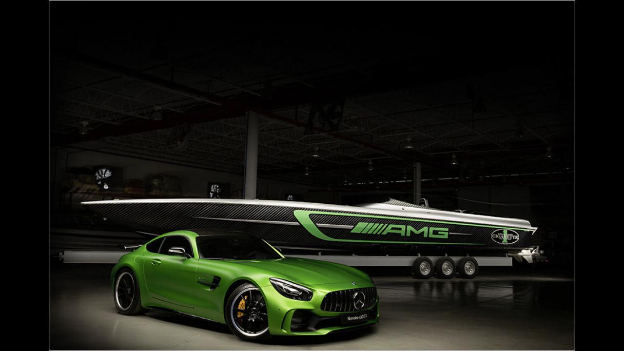 Inspiriert vom Mercedes-AMG GT R
