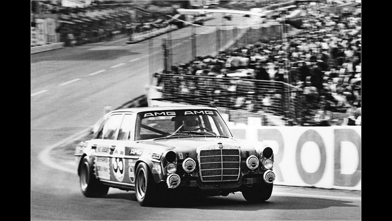 1971: Mercedes 300 SEL 6.8 Rote Sau