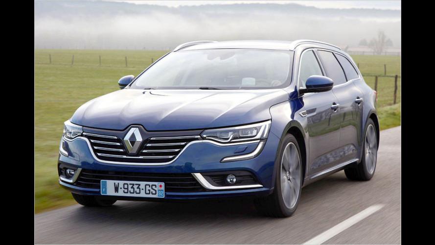 Renault Talisman Grandtour: Leasing für 144 Euro/Monat (Anzeige)