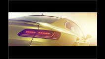 VW Arteon: Erste Bilder