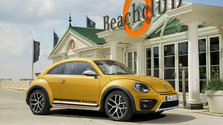 Volkswagen Beetle next in line for electric overhaul