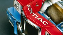 1982 Richard Petty No. 43 Pontiac Grand Prix