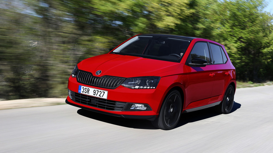 Skoda Fabia receives 1.0-litre three-cylinder turbo engine